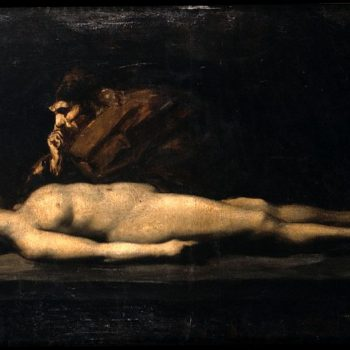 The_Levite_of_Ephraim_and_His_Dead_Wife_by_J.J.Henner_c.1898