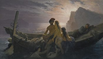 Wilhelm_Kray_-_The_Sirens,_1874